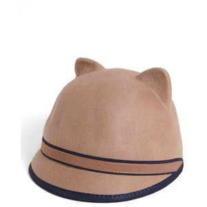 Kitty Cat Baseball Cap - BCBGMAXAZRIA - 42€