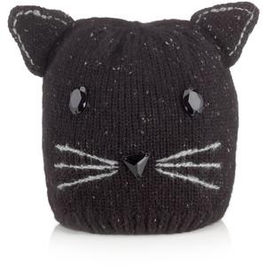 Accessorize Cat Gem Knitted Hat - €24
