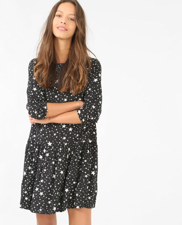 robe étoile